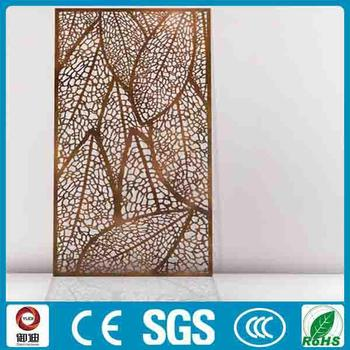 High Quality Laser Cut Metal Room Divider Screen Buy Room Divider