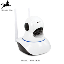 XMR-JK66 Wide Angle Wireless IP Camera with TF Card Port