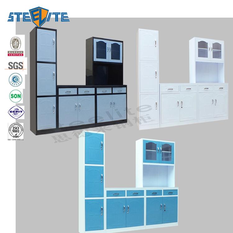 Kitchen Cabinets Karachi wholesale price steelite modular kitchen cupboard/assemble steel
