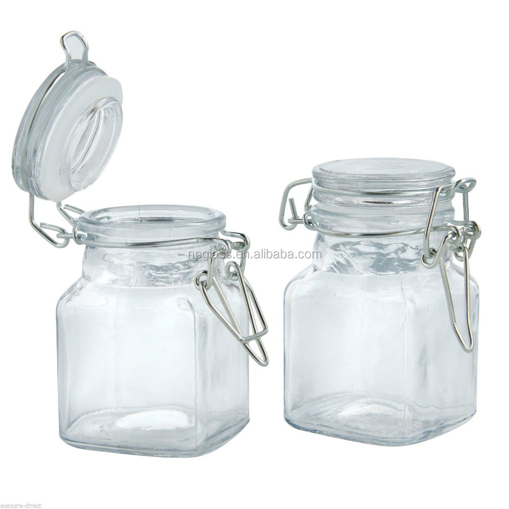 square glass spice jars square glass spice jars suppliers and at alibabacom - Glass Spice Jars