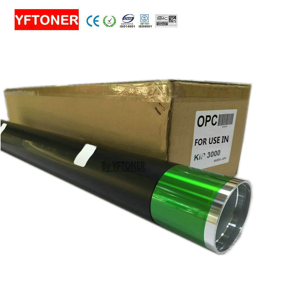 YFTONER OPC Drum for Kip 3000 3002 SUP3000-101 3100 7100 Toner PHOTOCONDUCTIVE Drum Kit