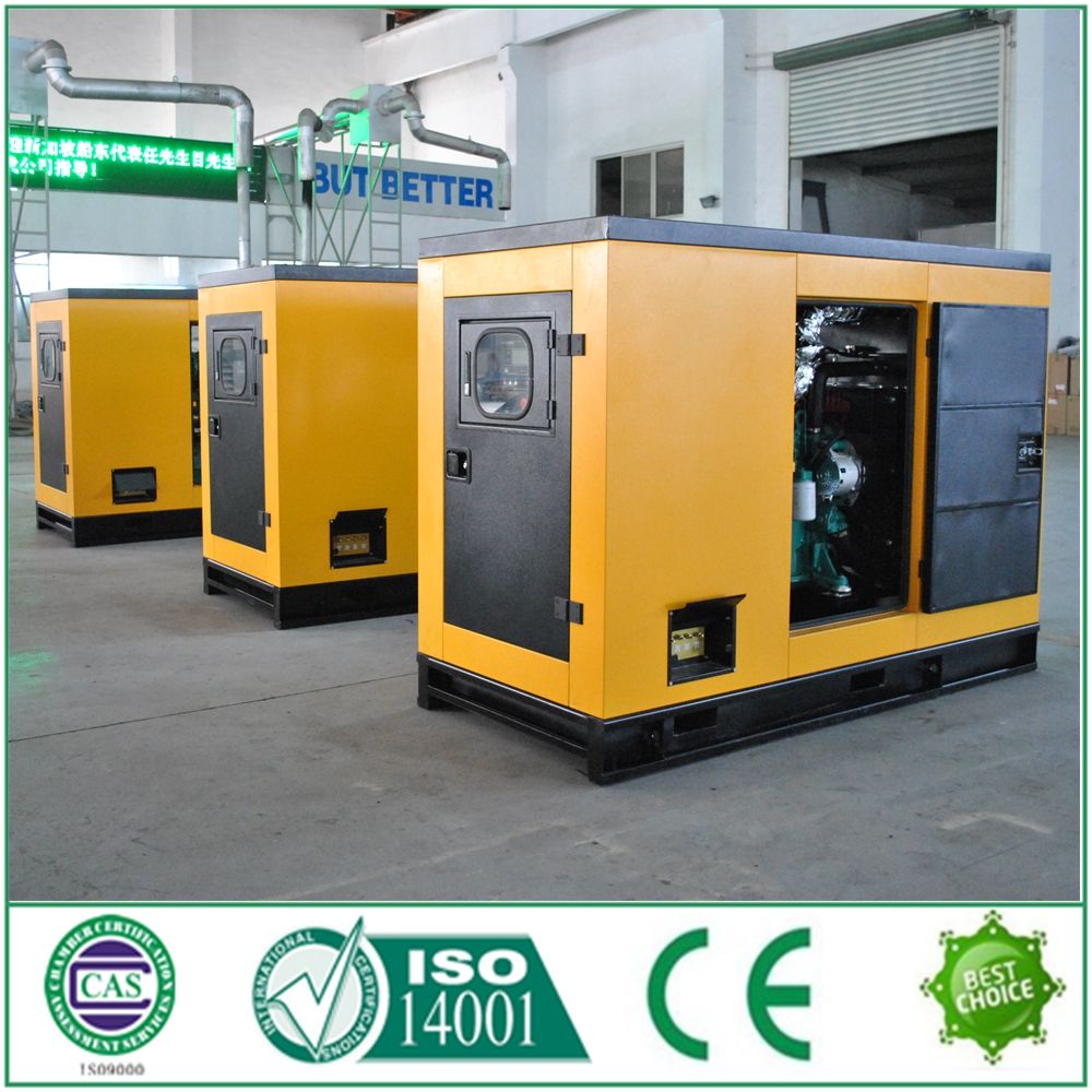 30kva magnet generator shipping from China