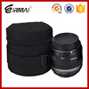 New arrival cheap dslr photo camera case bag for protecting lens small pouch