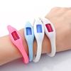High quality effective silicone anti mosquito bracelet