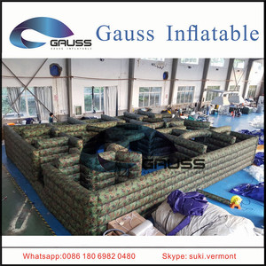 cheap inflatable paintball, inflatable paintball bunkers,air bunkers for sale