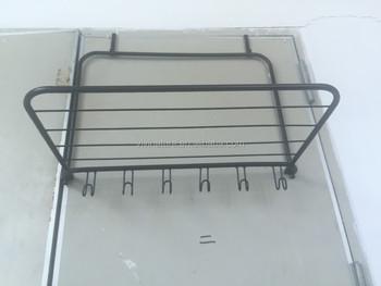 Over The Door Drying Rack And Door Hang Towel Rack