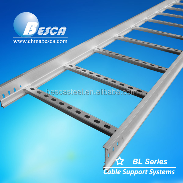 HD Galvanized Ladder Cable Tray Manufacture