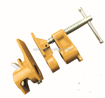 pipe clamp vise steel bench vice table vice clamp buy steel bench