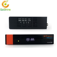 Original GTMEDIA V8 Nova H265 HEVC DVB S/S2 Best Built-in Wifi satellite tv receiver decoder