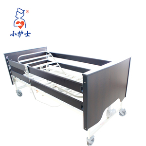 Mult function electric hill rom hospital 2 motor electric bed on sale