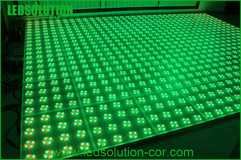 Newest Products In Market Led Disco Pixel Dance Floor / Led Dance ...