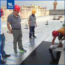the waterproof membrane of mastic asphalt in liquid