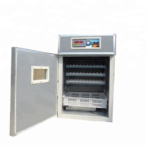Incubator 528 egg New material Chicken farms used chicken egg incubator for sale