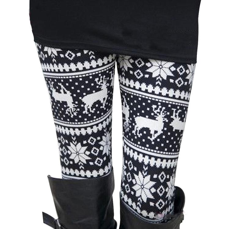 7716b4a978600 Wholesale Custom Super Soft Christmas Winter Women Printed Leggings ...