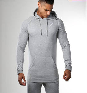 2018 wholesale plain 100% polyester quick dri fit hoodies