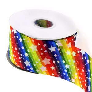 75mm Ribbon Printed Wholesale Ribbon Grosgrain