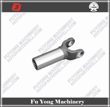 high quality steel universal joint yoke end yoke slip yoke for drive shaft