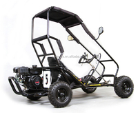 196cc 4 stroke 6.5HP 6inch racing Hydraulic disc brake centrifugal dry dune buggy E-MARK approval