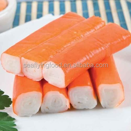 how to eat crab sticks