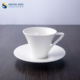 Modern Drinkware Ceramic 185ml Cups Mugs with Saucer