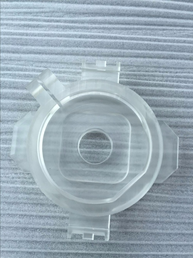 cnc milling PMMA/ PA/ <strong>ABS</strong>/ POM parts, plastic housing, precision cnc machining custom-made plastic product