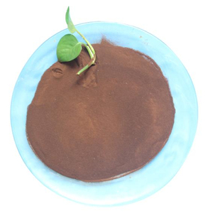 Brown powder sodium lignosulphonate used in coal water mixture