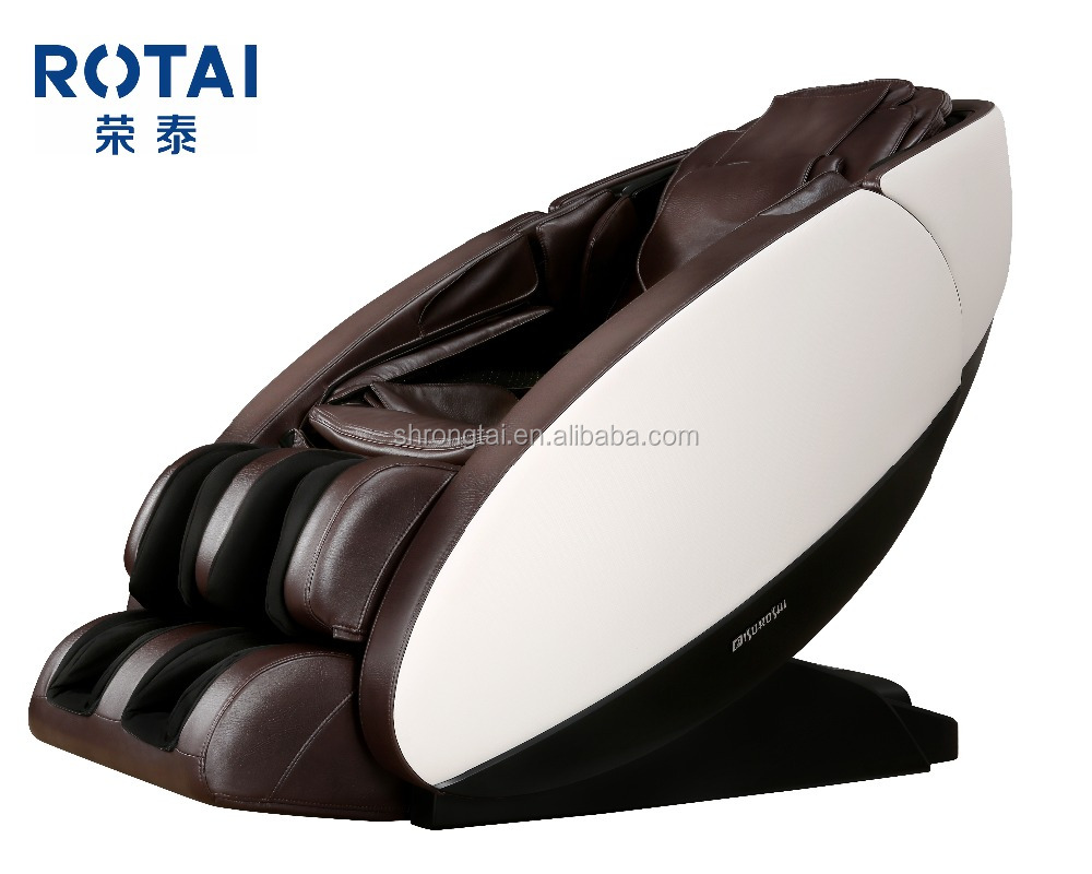 RT7700 Swing massage chair for music L shape super long guide zero gravity