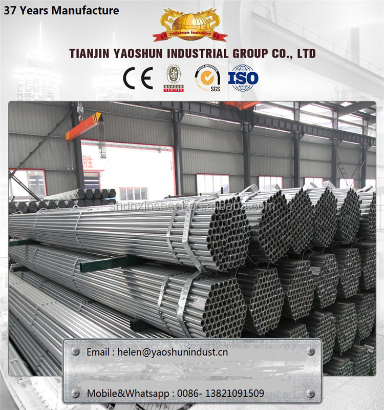 Reliable factory schedul 40 10 inch carbon dn500 thickness steel pipe