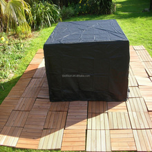 Heavy Duty Waterproof Rattan Cube Cover Outdoor Garden Furniture Cover Rain Protection Cover