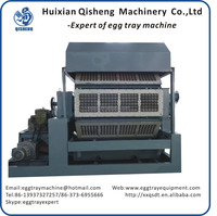 egg tray producing machine/paper egg tray machine price/egg tray production