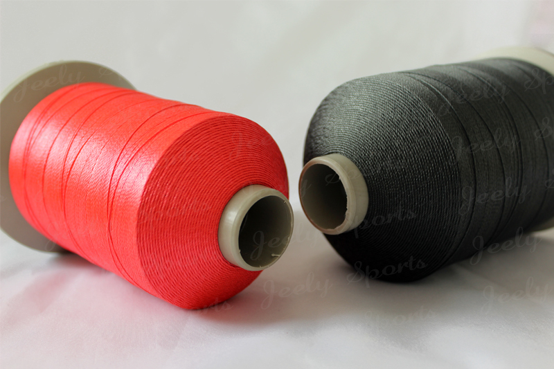 1kg/spool 800D/3weave 0.65mm 55kg Braid UHMWPE Sewing Thread for webbing/strap/fabric/cloth/bag/garment