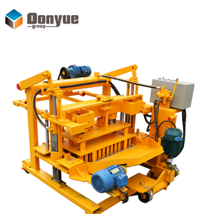 construction equipment dubai qt40-3a dongyue machinery group