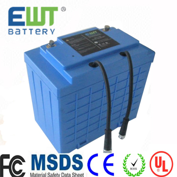 EWT Lithium-ionen Batterie 12V 100AH Lifepo4 Batterie Pack Tiefe Zyklus 32700 Batterie Pack Für Solar Energie Lagerung Systeme