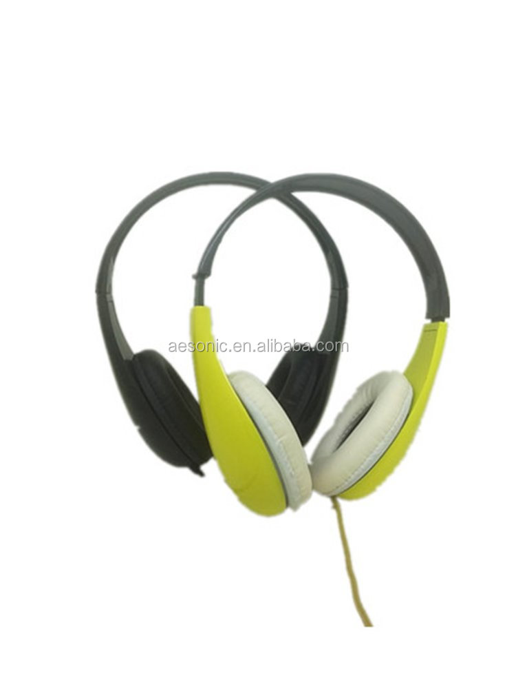 China Factory Cheapest Color Music Mobile Headphones OEM