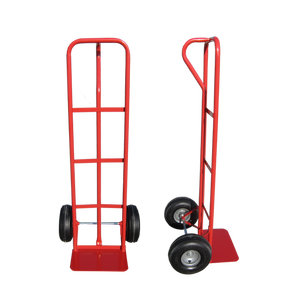 Load capacity 600lbs heavy duty platform hand trolley with competitive price