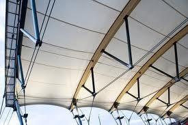 Ptfe Permanent Architecture Membrane Teflon Roofing