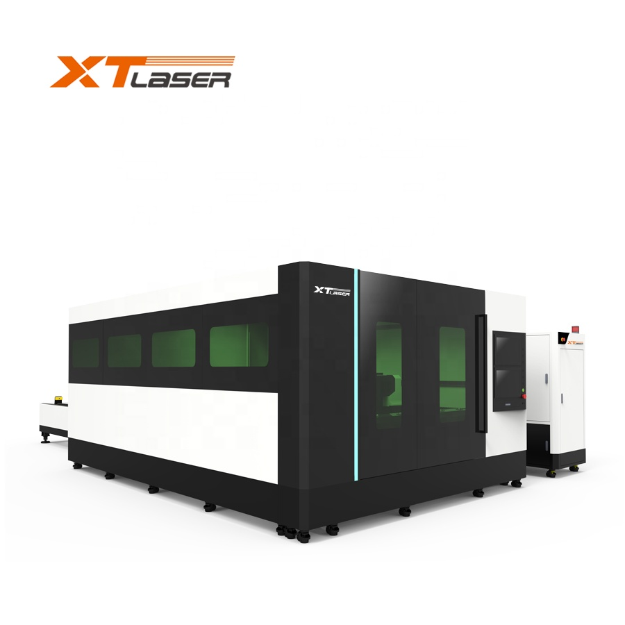 Heavy industry metal sheet fiber <strong>laser</strong> 3000w cutting machine price
