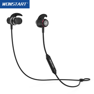 High Quality Noise Isolating Stereo In Ear Blue tooth Earbuds Neckband Dre Headphone