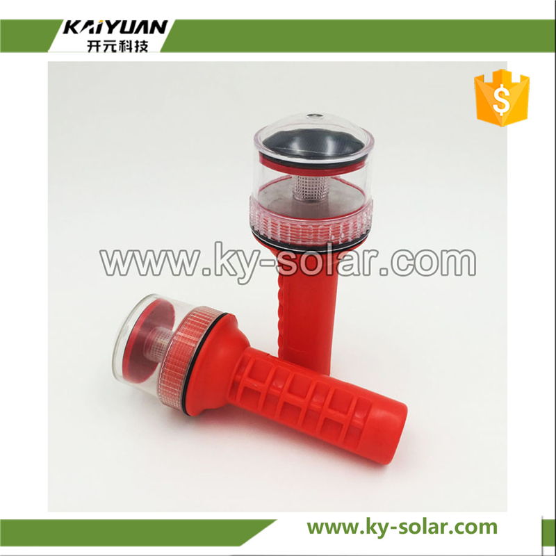 Hot Sales night fishing stick light solar Buoy flash light