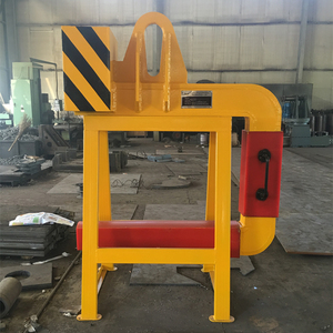 2017 new products from China reliable equipment 5 ton coil clamp -c type lifting c hook lifting device