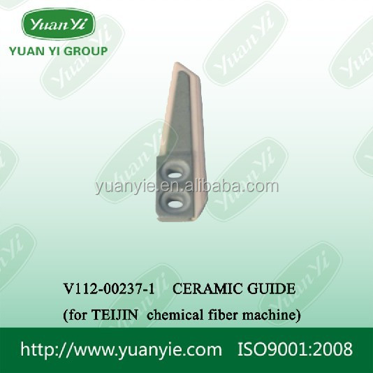 TEIJIN CERAMIC GUIDE CHEMICAL FIBER MCHINE M78H59903