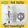 LED headlight 3000lumen auto led bulbs india price 20W/30W/40W