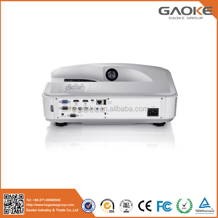 Classroom using mini portable video projector for sale