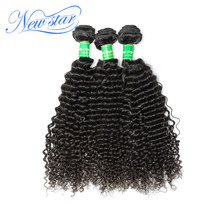 New star hair products 3pcs/lot Best quality peruvian virgin hair kinky twist braids