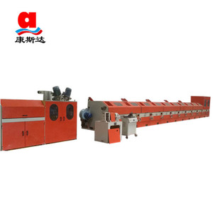 LZ10-450 Long working life High quality safe Straight Line Wire Drawing Machine
