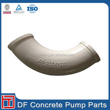 DN125 Concrete Elbow for Putzmeister Concrete pump spare parts