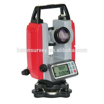 Pentax ETH-502 Digital Theodolite with Angle Display 1 or 5