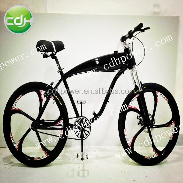 2.4l Frame With Gas Tank Built In/bike Frame   Buy Bicycle Frame,Chopper Bicycle  Frames,Gas Tank Product On Alibaba.com