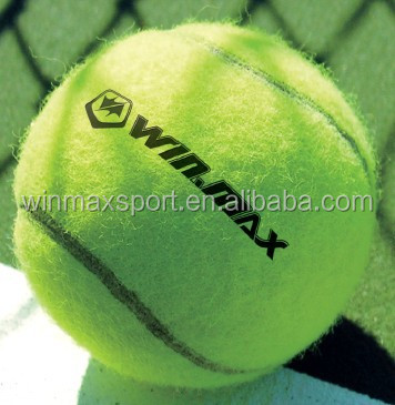 Professional match quality tennis ball,custom printed tennis balls,personalized tennis ball