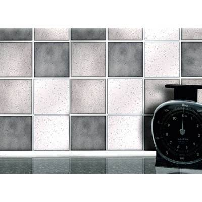 DIY Waterproof Self Adhesive Exterior Plastic Wall Tiles For Kitchen  Bathroom Walls Or Home Decoration